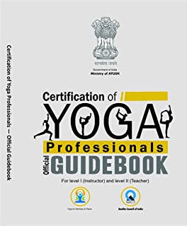 Yoga professionals Official Guidebook for Level 1